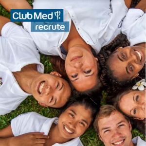 Club Med recrute des collaborateurs lusophones